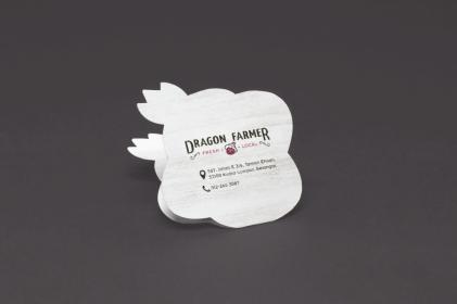 Dragonfruit Card - Back