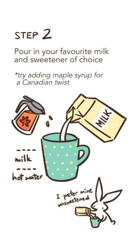How to Make Milk Tea 3/4